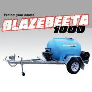 1000 Ltr Water Trailer