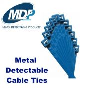 Detectable Cable Tie 200mm-4.6mm