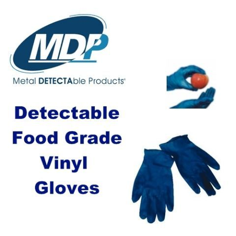 Vinyl Food Gloves