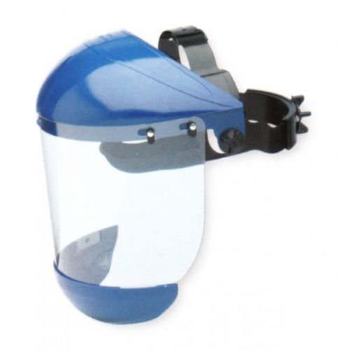 Clear Faceshield with Chinguard