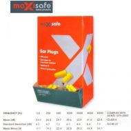 Maxisafe Earplugs Uncorded