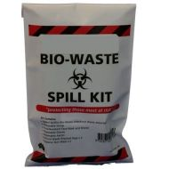 Bio Waste Infectious Waste Spill Kit Single use