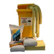 240 litre Hazchem mobile spill kit