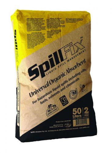 Spillfix International organic floor sweep absorbent