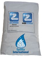 Zorbe indoor spill clean up powder - refill bag
