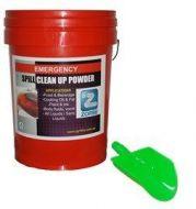 Zorbe - indoor liquid spill absorbent for pubs and restaurants - with scoop