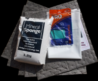 Single use General purpose spill kit