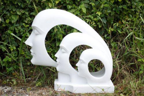 Evolution Statue