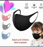 Childrens reusable 3 layer face mask Australia