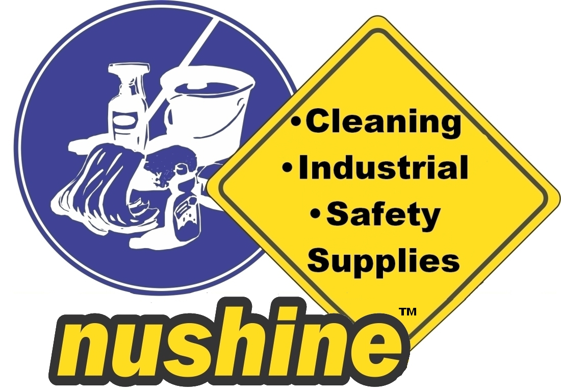 Nushine Mops & Buckets - Spill response, safety cleaning supplies